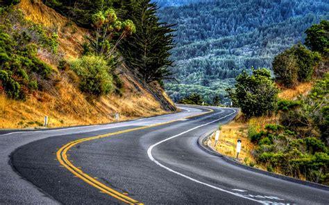Hd Road Wallpaper Wallpapersafari