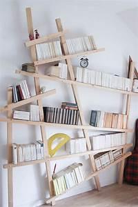 DIY Bibliothque Mikado Armelle