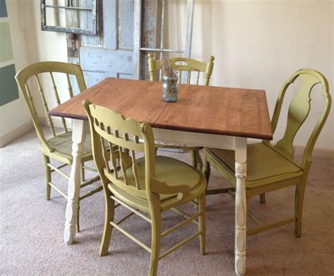 Small Kitchen Table And Chairs Set by Small Country Kitchen Table Set C1 1024x846 Vintage Small