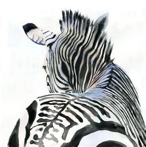 ideas  zebra painting  pinterest zebra