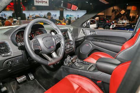 Dodge: 2020 Dodge Durango SRT8 Citadel Concept   2020