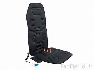 Siege Massant Chauffant : couvre si ge massant auto accessoires voiture fan de ~ Premium-room.com Idées de Décoration