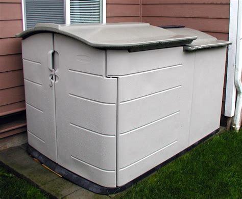 rubbermaid horizontal storage shed rubbermaid deck storage ideas doherty house rubbermaid