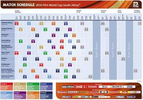 south africa  fifa match schedulefifa worldcup schedule