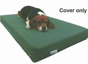 Dogbed4less durable canvas fabric duvet pet dog bed cover for Durable fabric for dog bed