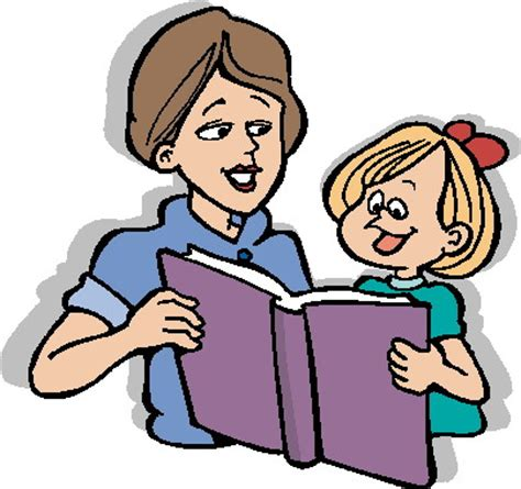 Image result for free clip art images of children reading