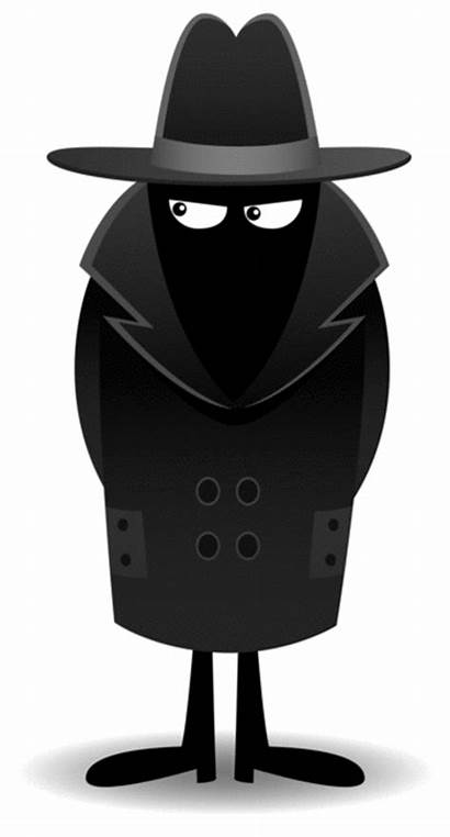 Spy Animated Eye Graphic Cartoon Spying Spyware