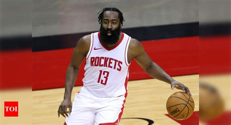 NBA: Houston Rockets trade frustrated James Harden to ...