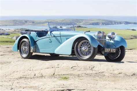 The bugatti type 57 sc atlantic has, as a result, come to be seen as one of the ultimate symbols of prewar automotive elegance, more rolling statue than car, and for once that isn't hyperbole. A Rare 1937 Bugatti 57SC Sports Tourer Goes Up for Auction at Bonhams' Amelia Island Sale