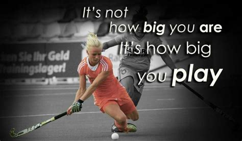 motivational field hockey quotes