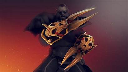 Dota Lycan Steam Ancients Defense Software Wallpapers