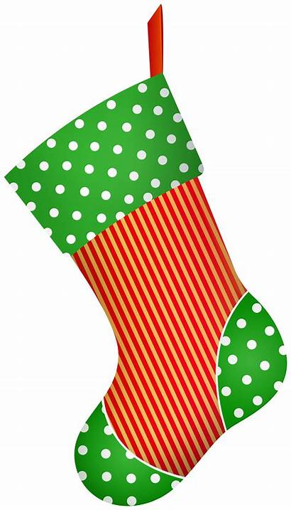 Stocking Clip Clipart Decorative Yopriceville