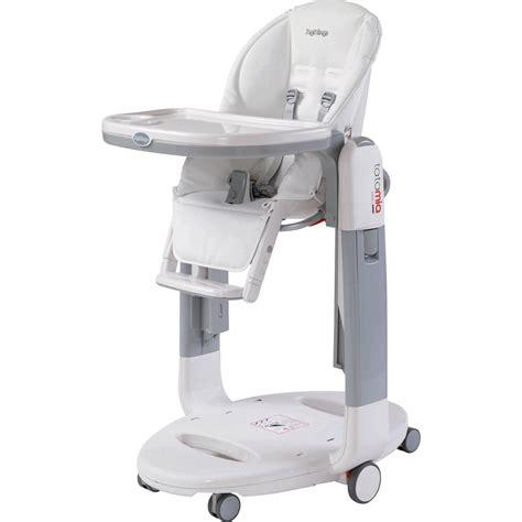 chaise haute peg perego tatamia pas cher chaise haute bébé tatamia latte de peg perego sur allobébé