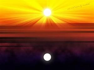 Sun And Moon Backgrounds  Ill