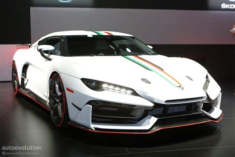 First Italdesign Zerouno Delivered Roadster Version
