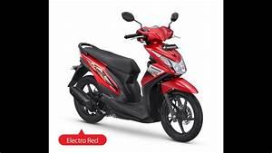 Honda Beat Fi Cw 2013 - Specs - Honda Beat Fi Cw Indonesia - Fitur Spesifikasi