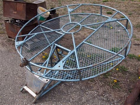 Airboat For Sale Alberta by Air Boat Propeller Cage