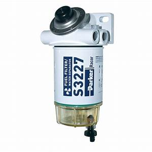 Marine Fuel Filter Water Separator  U2013 Racor Spin