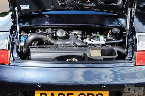 porsche  turbo   forgotten turbo total