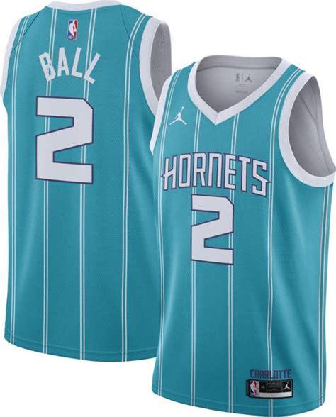 Charlotte Hornets Timofey Mozgov City Edition Black Swingman Jersey
