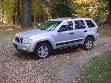on board diagnostic system 2005 jeep grand cherokee parking system find used 2005 jeep grand cherokee laredo v6 automatic 4wd 4 wheel drive in litchfield