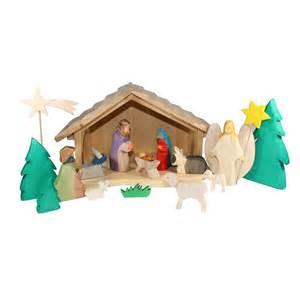 holzspielzeug küche weihnachtskrippe aus holz holzspielzeug quot weihnachten quot