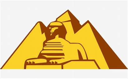Pyramid Egyptian Clipart Egypt Khufu Relic Cultural