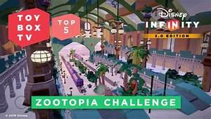 Zootopia Challenge - Top 5 Toy Boxes - Disney Infinity Toy ...