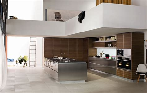 The Variety Of Modern Kitchen Cabinets