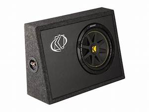 10 U0026quot  Comp Loaded Subwoofer Box