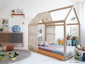 Construire Un Lit Cabane : o trouver un lit cabane joli place ~ Melissatoandfro.com Idées de Décoration