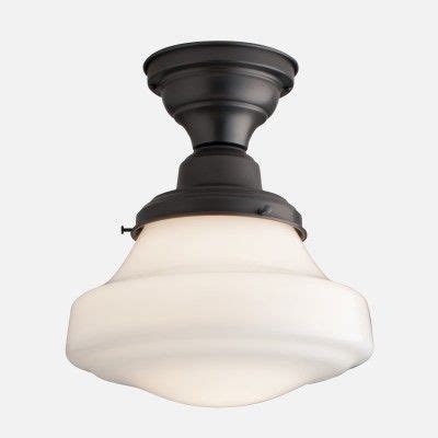 Electric Kitchen Ceiling Lights by Northwestern 6 Quot Surface Mount Light Fixture Schoolhouse