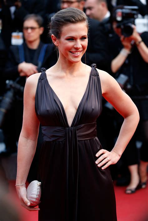 lorie pester cannes irrational premiere femme festival zimbio annual film 68th sexy mode actrice belles femmes laure stars actrices getty