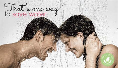 friends shower together shower together top water saving tips greenest