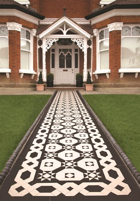 Victorian Floor Tiles  Yorkshire Tile Company Yorkshire
