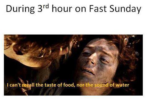 Fasting Meme - 23 mormon memes to make you laugh