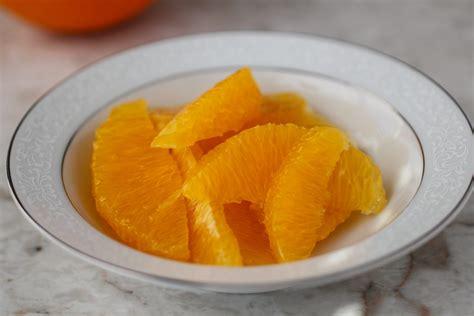 Kitchen Hacks Orange by How To Segment An Orange For Salad