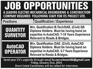 Electrical Mechanical Engineering Jobs, Electrical, Free ...