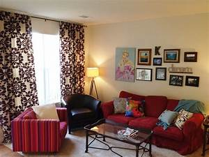 Red Couch Living RoomAttractive Living Room Ideas