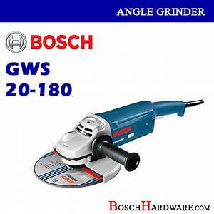 Jual Gerinda Tangan 7 Inch Bosch Gws 20