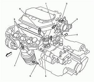 Pontiac Engine Diagram