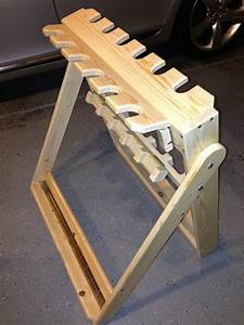 Portable Gun Rack - by nugimon @ LumberJocks com