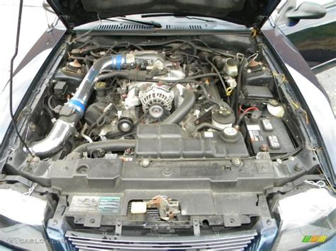 2003 Ford mustang gt specs 0-60