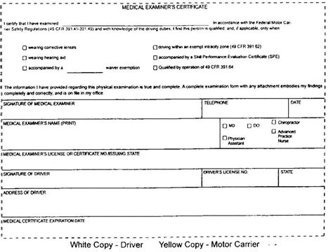 dot forms and cards 4 best images of printable dot medical card dot medical