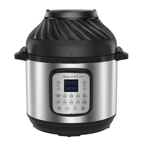 fryer air instant pot duo crisp cooker pressure qt quart ninja combo lid frying foodi pots wishlist