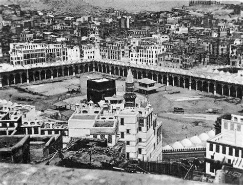 Old Mecca 1800-1950