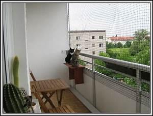 balkon sonnenschutz ohne bohren balkon verschattung klemm With feuerstelle garten mit katzennetz balkon befestigen ohne bohren
