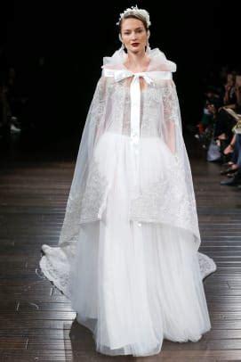 beautiful bridal trends  fall
