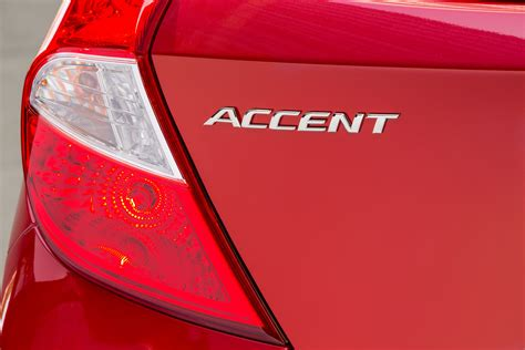 hyundai accent gains  subtle styling  feature