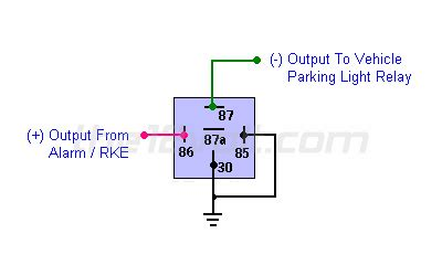 Reverse Polarity Relay Wiring Diagram Camizu